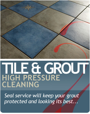 grout and ceramic tile cleaning