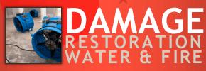 floods and water damage restoration