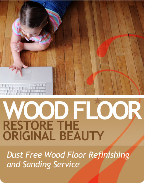 hardwood floor treatment